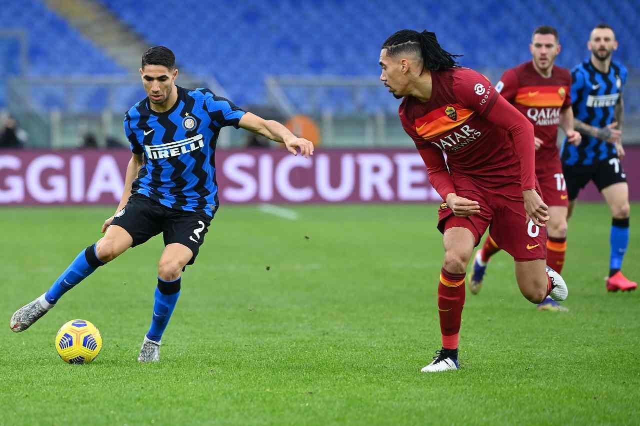 Inter, post-partita Coppa Italia: Conte su Hakimi e sulla Juve