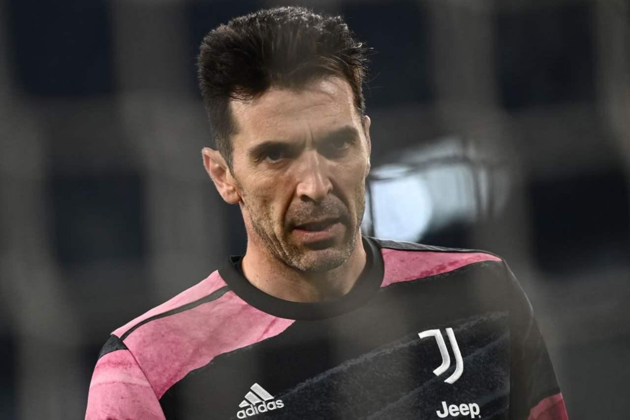 Juventus Buffon Real Madrid Betis Valencia
