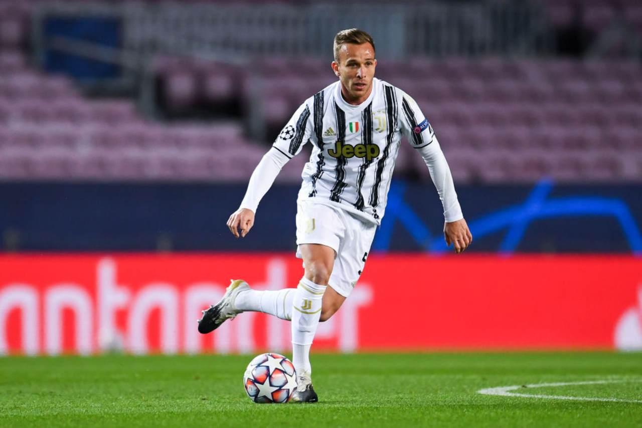 Juventus Arthur