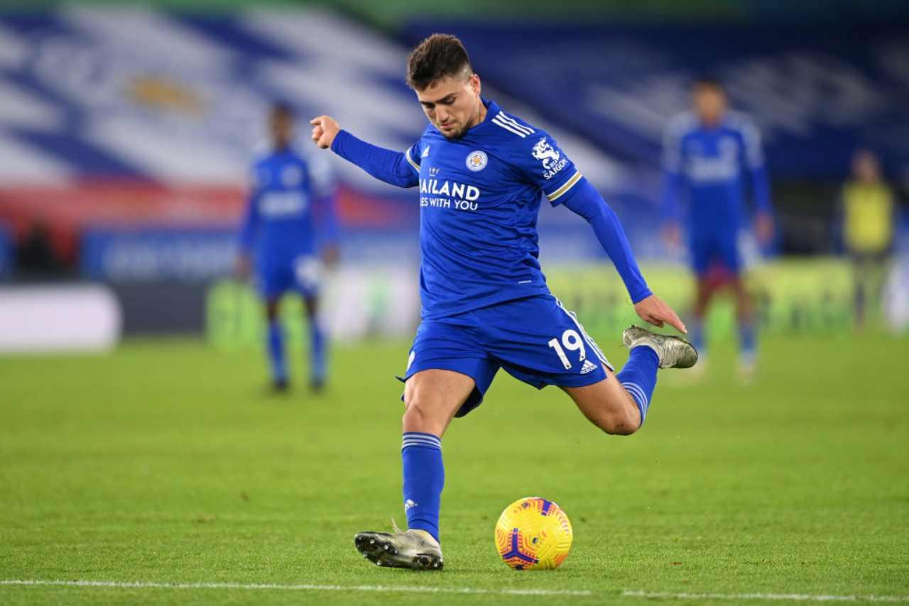 Under Leicester calciomercato