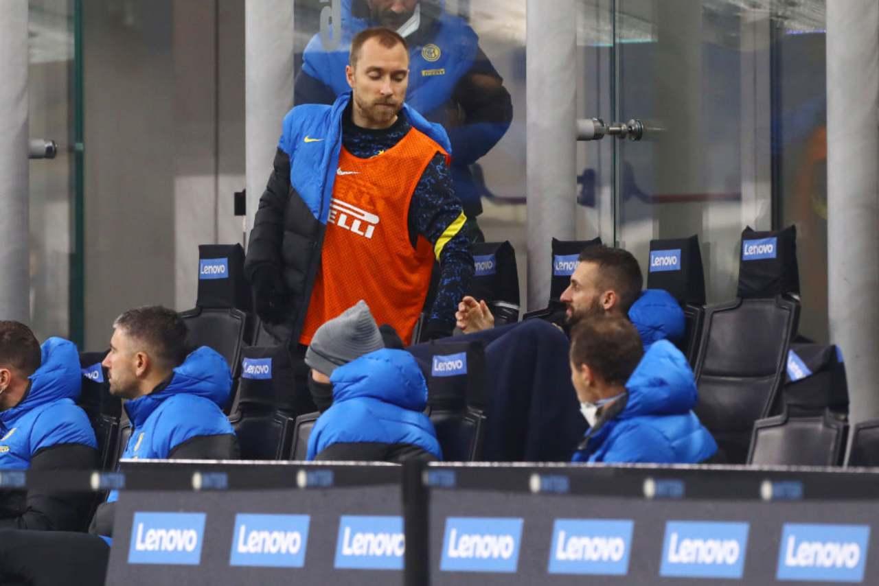 Calciomercato Inter, idea scambio Eriksen-Tolisso | No del Bayern Monaco!