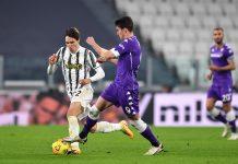 Calciomercato Juventus Fiorentina Chiesa Vlahovic