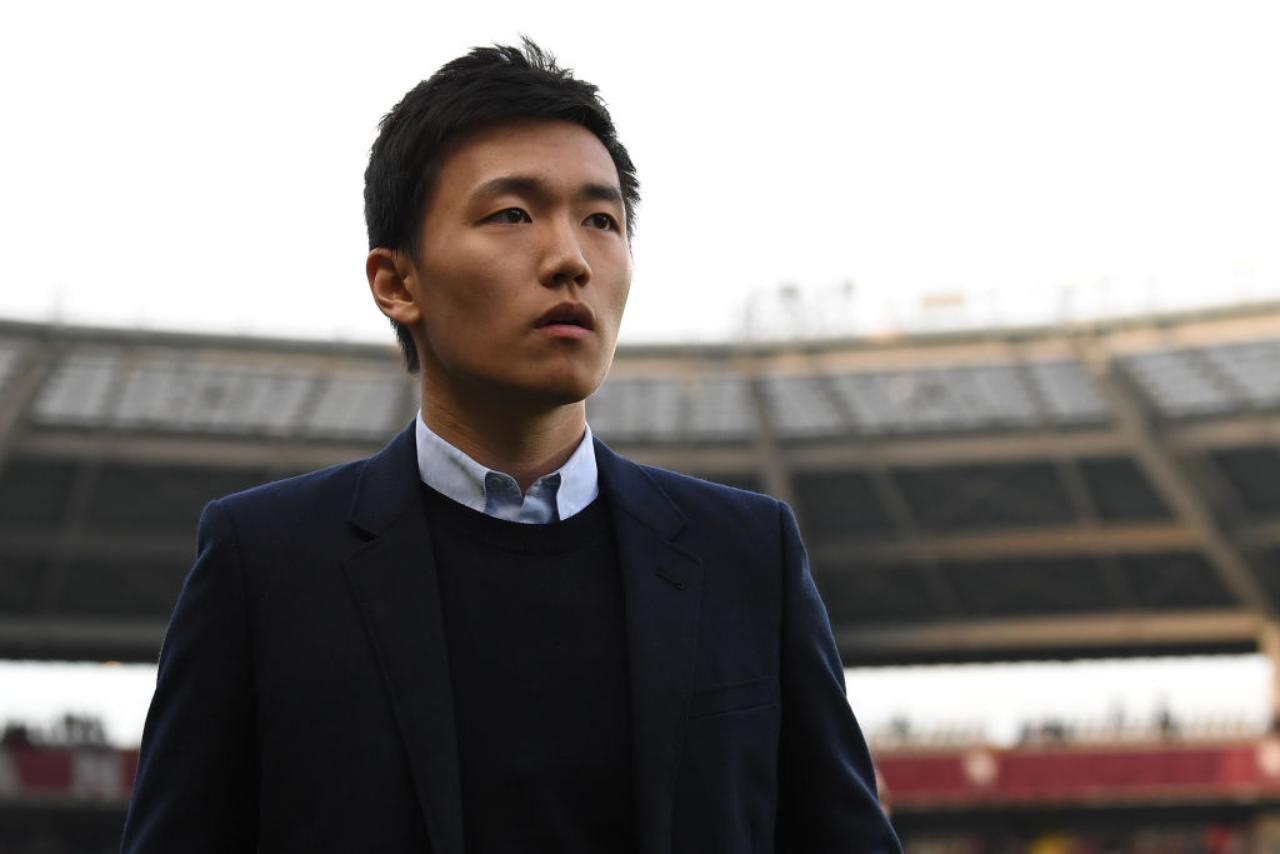 Zhang perdita record Inter