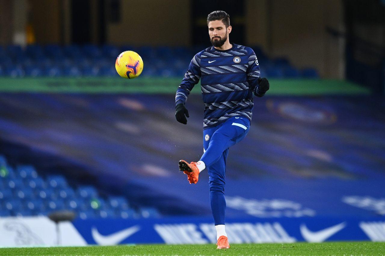Giroud Juventus