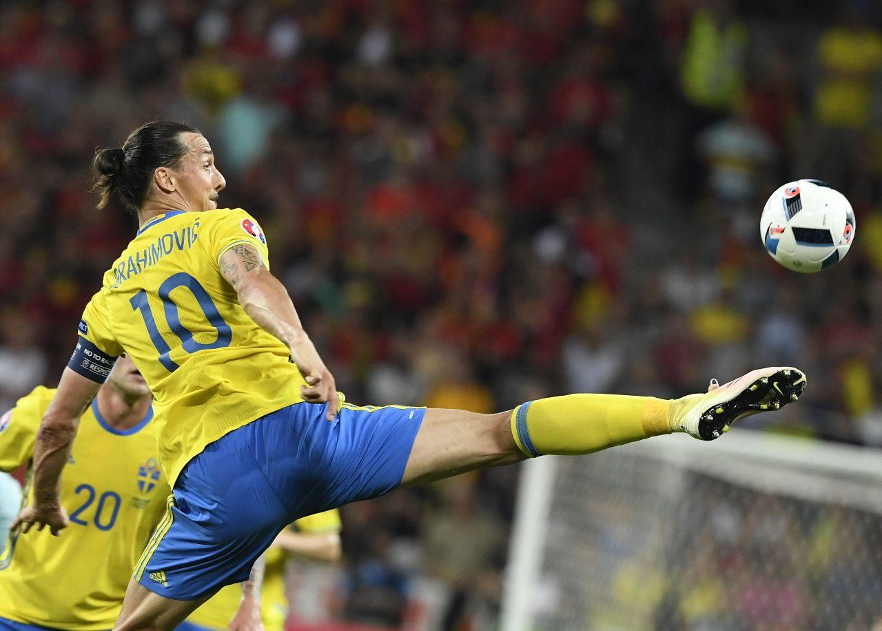 Ibrahimovic Svezia