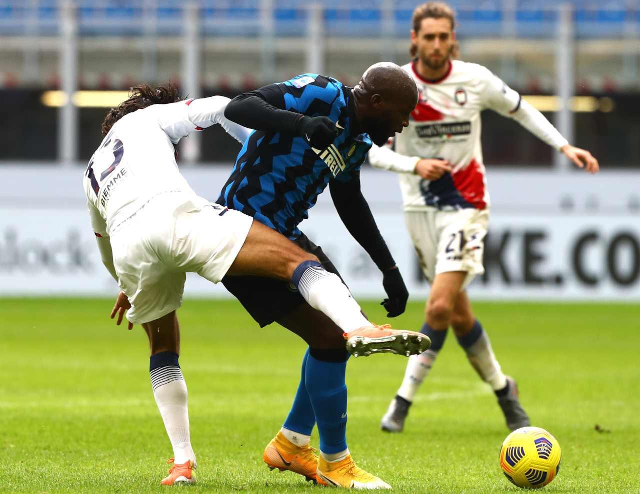 Calciomercato Inter, problema Suning: Lukaku può partire | Il sostituto