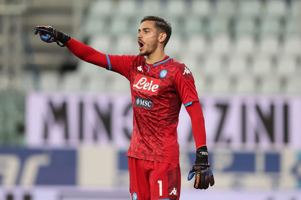 Napoli-Juventus, nuovi segnali sul futuro di Meret | Bianconeri alla finestra