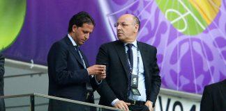inter Juventus Marotta Paratici calciomercato