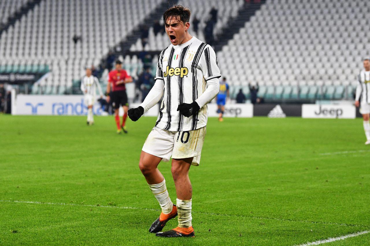 Dybala Juventus calciomercato
