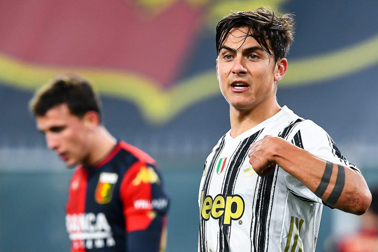 Calciomercato Juventus, scambio Pogba-Dybala: libera Cavani per il Milan