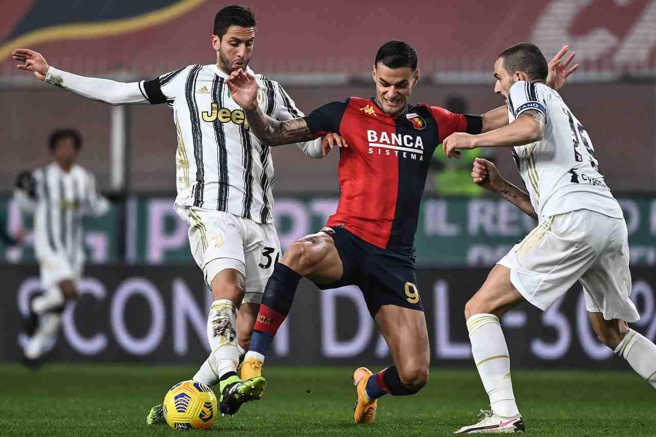 Calciomercato Juventus, occhio al Milan | Rilancio per Scamacca