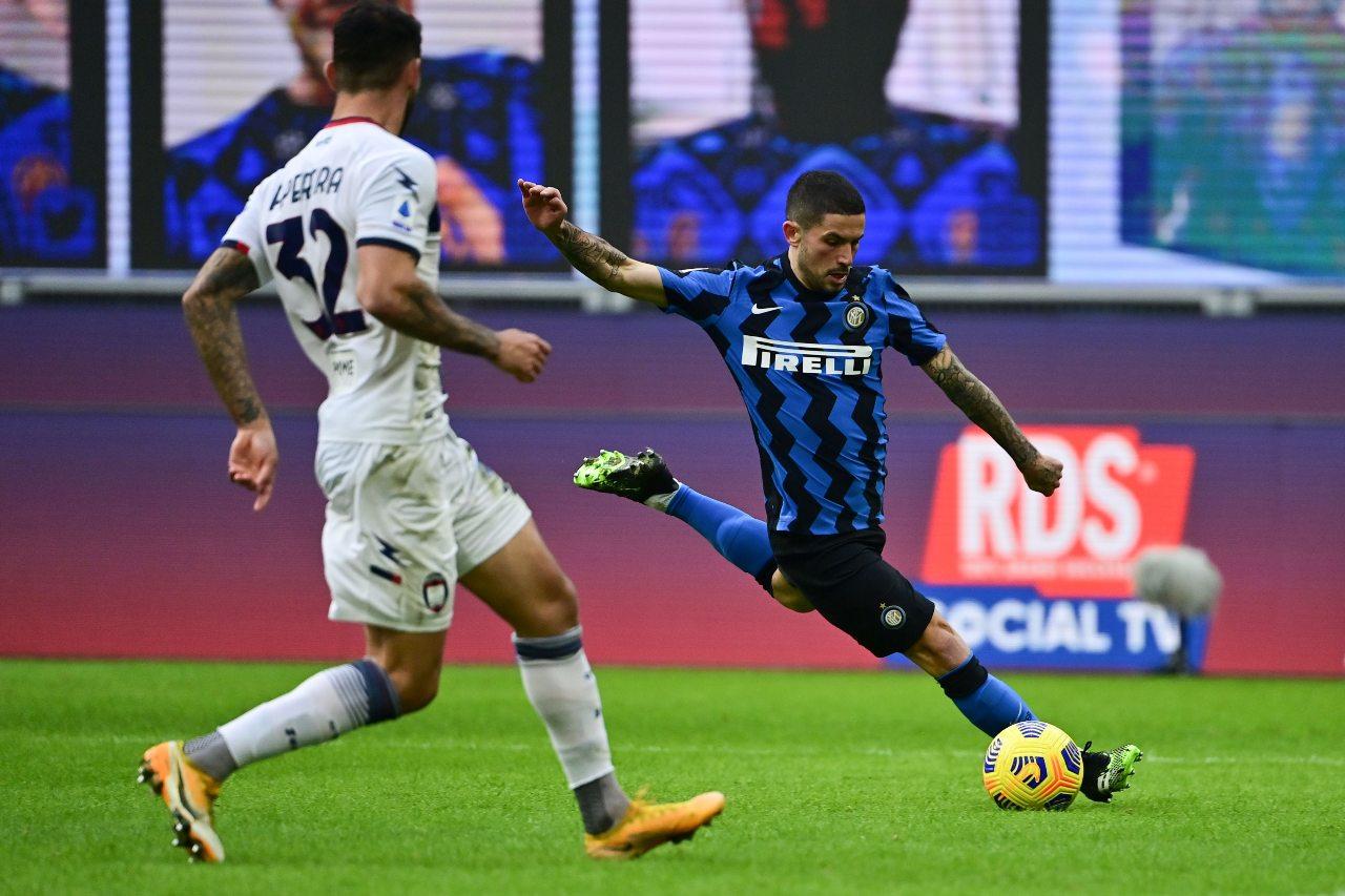 Fiorentina Inter 0-1 LIVE: Vidal segna il suo primo gol nerazzurro