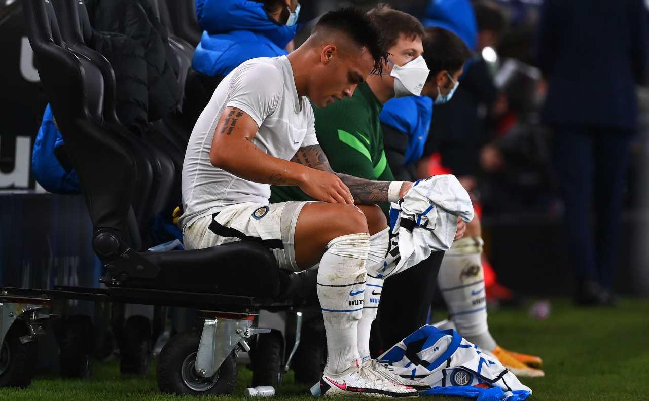 Inter, flop Lautaro Martinez | Sparisce sempre nei momenti clou