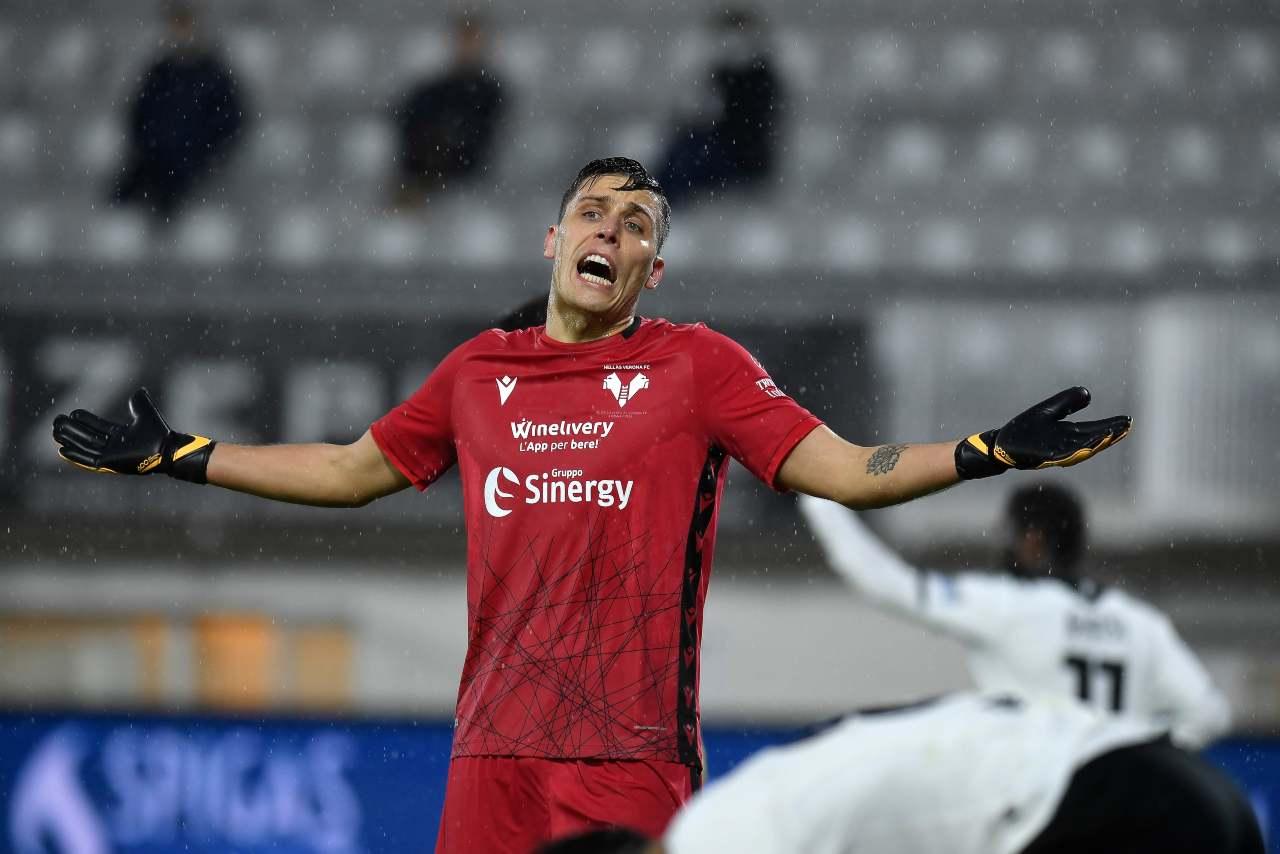 Silvestri Verona Juventus