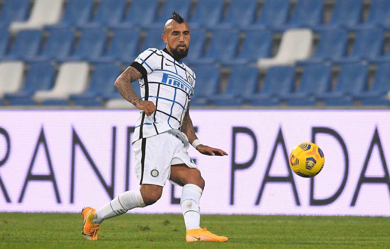 Calciomercato Inter, addio Vidal | Futuro in Inghilterra