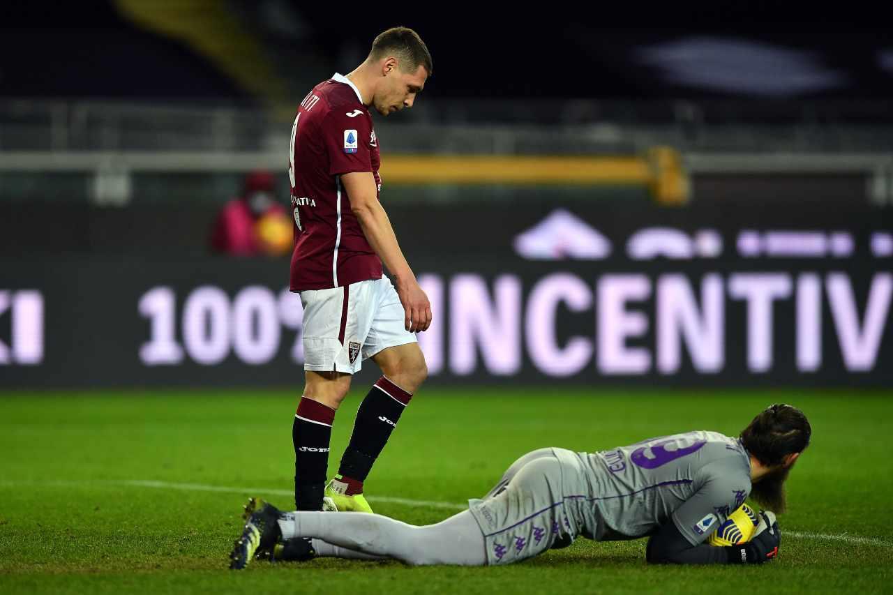 Torino-Sassuolo viene rinviata: è UFFICIALE   La data del recupero