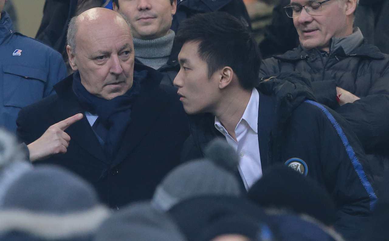 Inter Zhang finanziamento