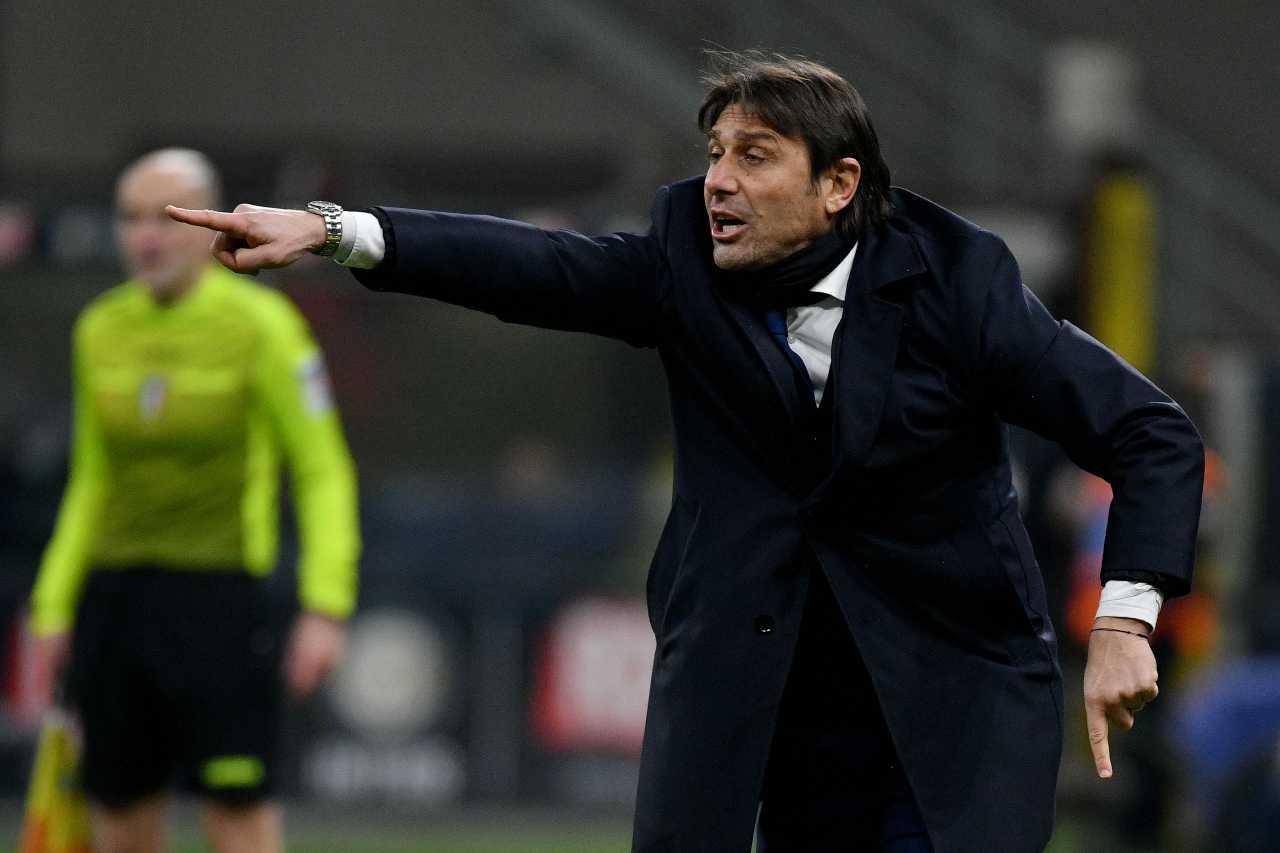 Calciomercato Inter, novità sull'addio di Conte   Le parole di Musmarra
