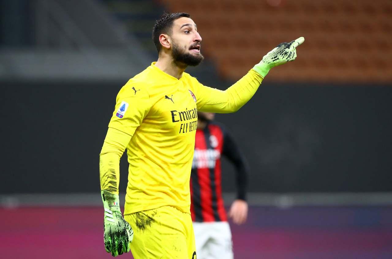 Calciomercato Milan, la big spagnola su Donnarumma   Nuovi contatti