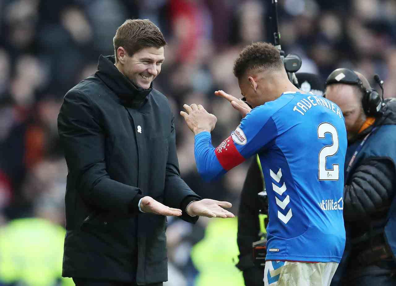Liverpool Klopp Gerrard Mendes Rangers Napoli Gattuso