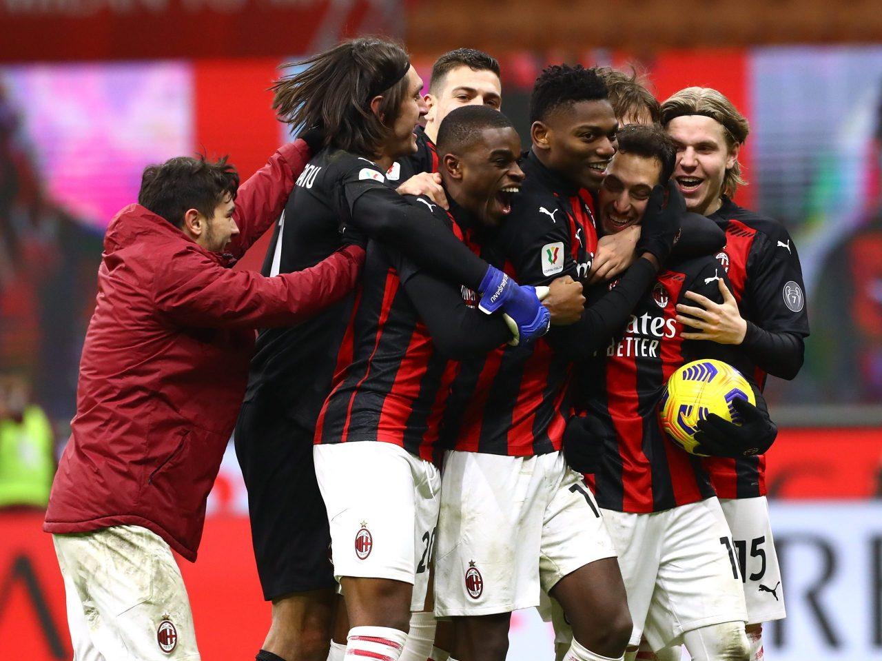 Serie A, classifica senza rigori   Milan fuori dalla Champions! Juve seconda