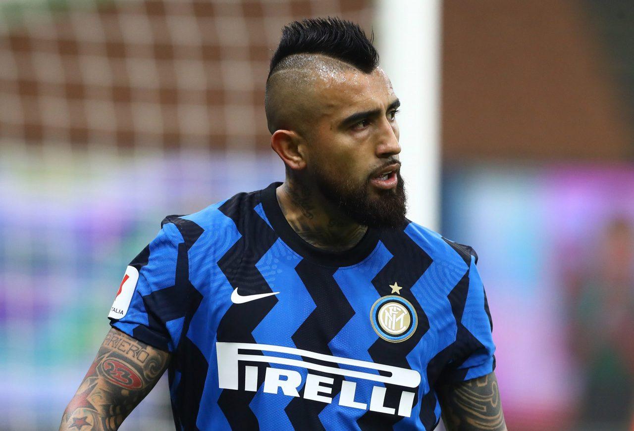 Conte Inter-Juventus Vidal Bargiggia