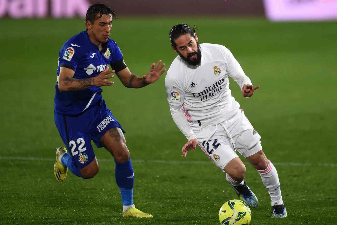 Calciomercato Napoli, Isco rifiuta   Juventus e Milan alla finestra