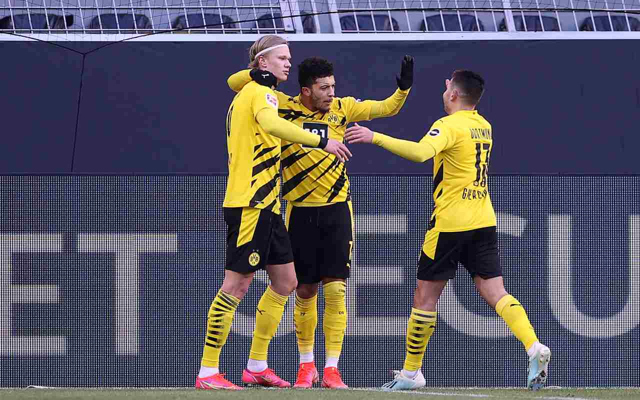 Calciomercato Serie A, i talenti di Siviglia-Dortmund: da Haaland a Koundè