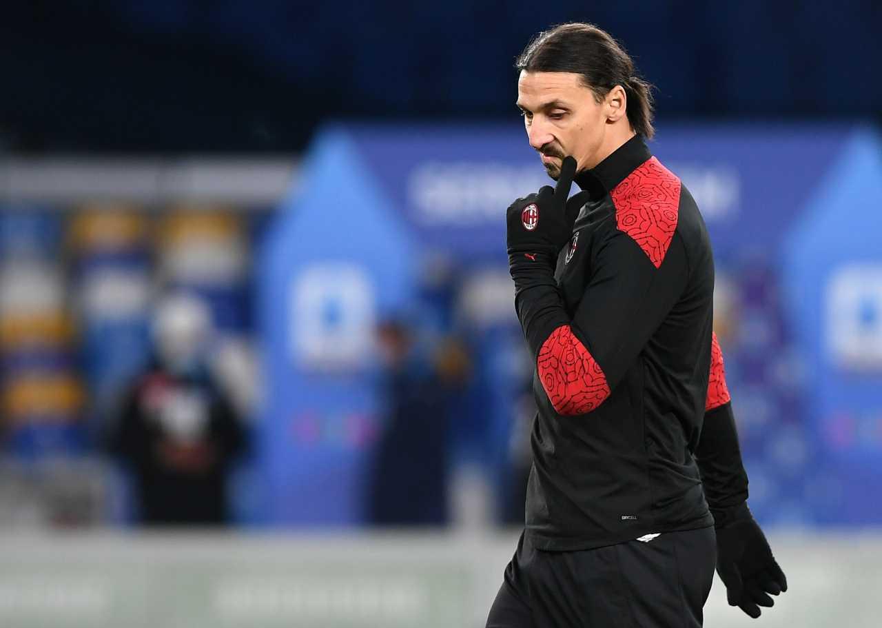 Ibrahimovic Juventus Milan scudetti Sanremo