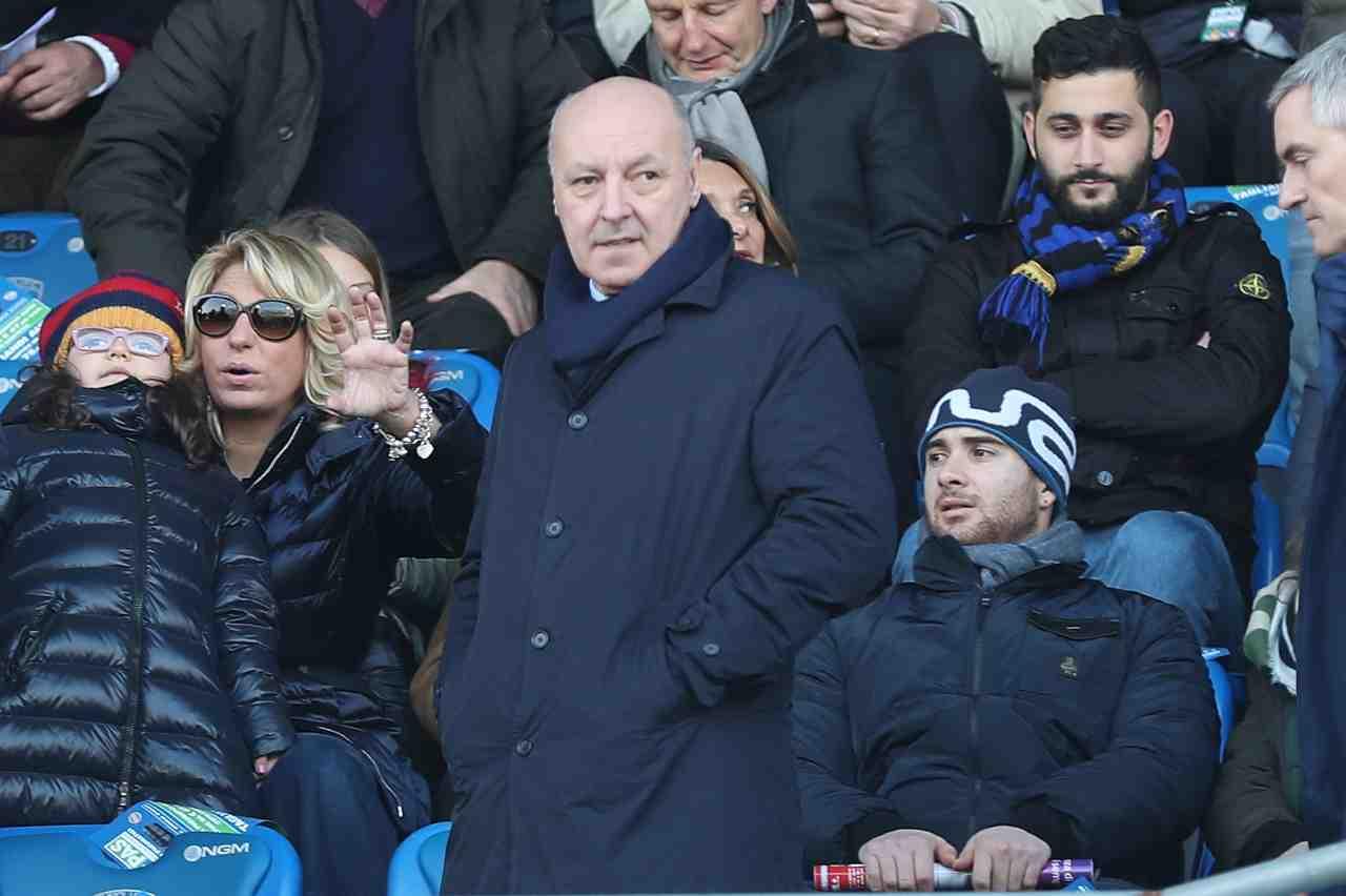 Calciomercato Inter, attenzione Marotta: Vidal via, occhio alla Juventus