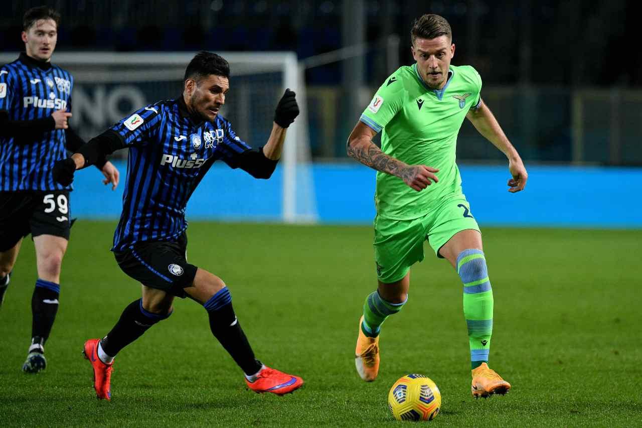 Calciomercato Inter, scambio per Milinkovic | Un nerazzurro nell'affare