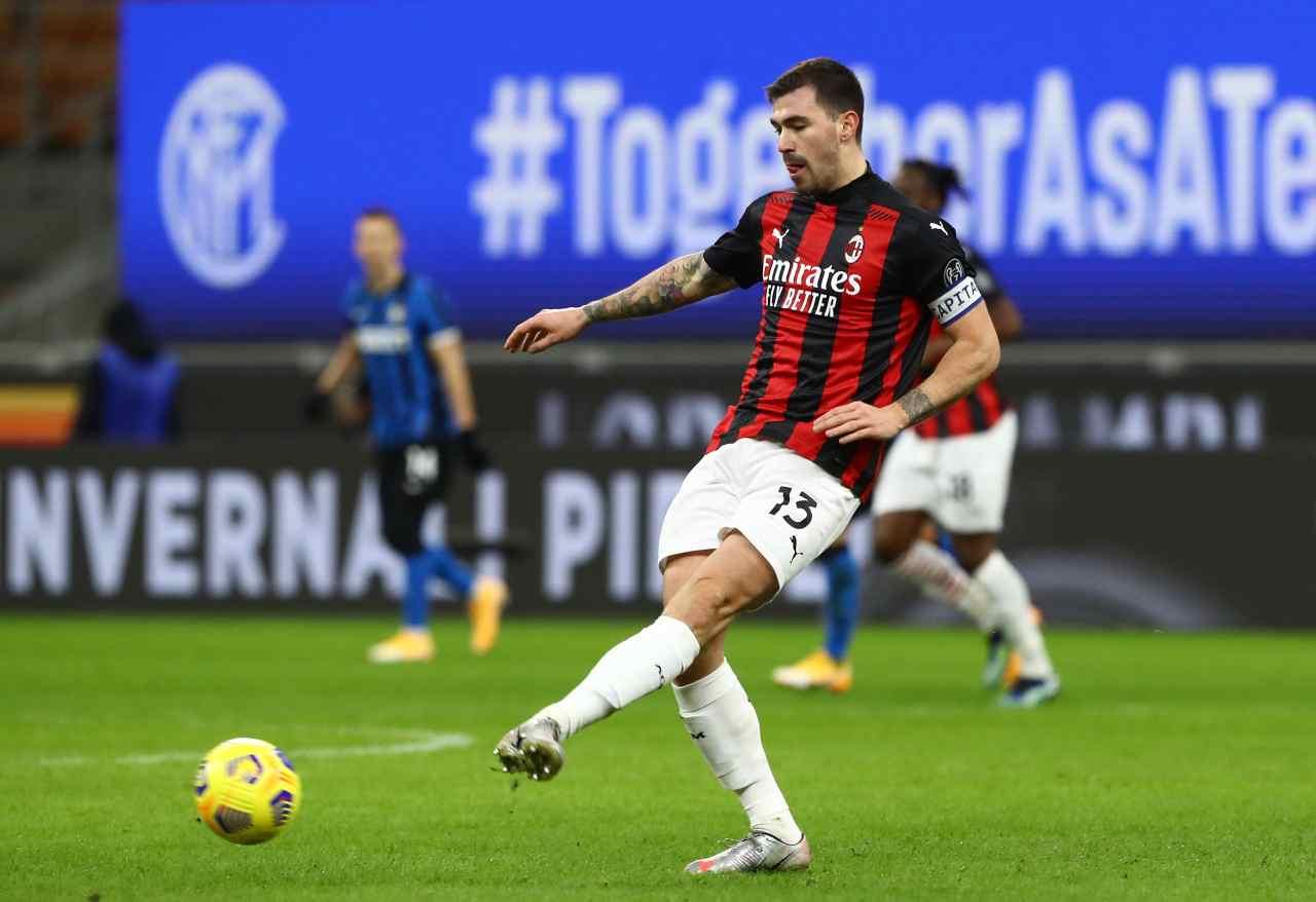 Calciomercato Milan, le richieste di Romagnoli per il rinnovo | I dettagli