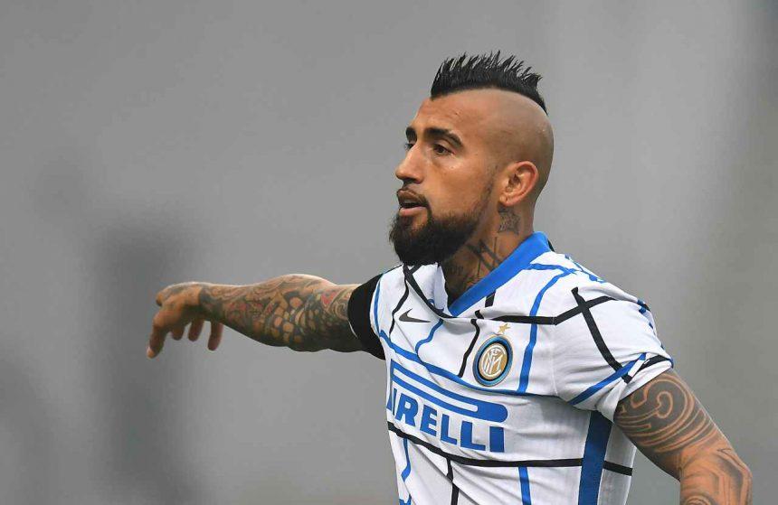 Inter Siviglia Gomez Gudelj Vidal Perisic