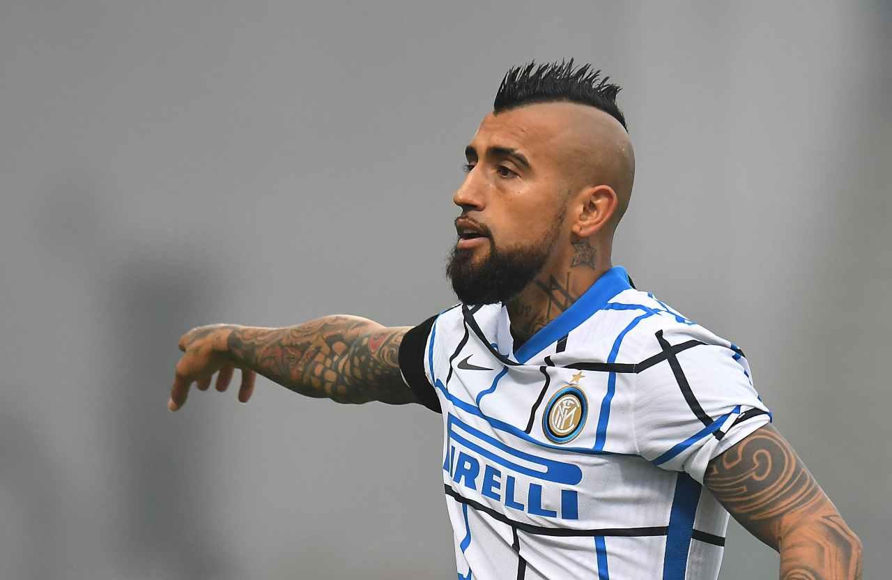 Calciomercato Inter, Vidal via con l'addio di Conte | Occhio alla Juventus