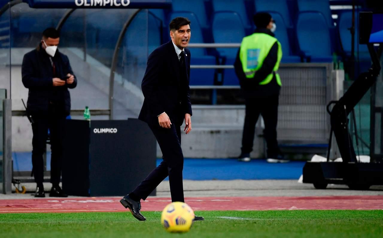 Calciomercato Roma, incontro positivo tra Fonseca e Dzeko