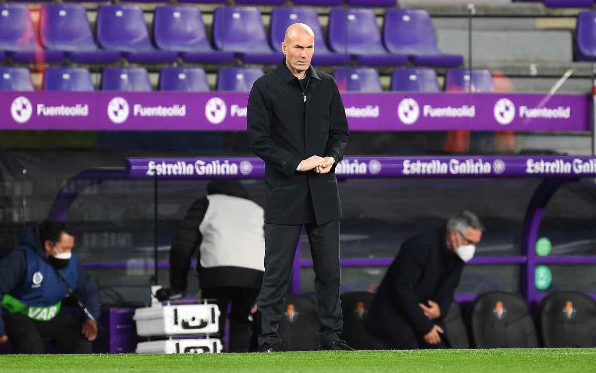 CGalciomercato Juventus, sfuma il sogno di Agnelli   La decisione di Zidane