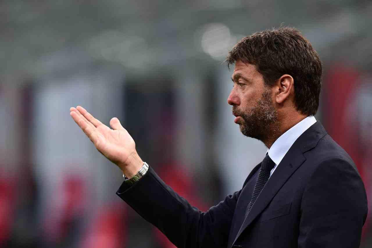 Calciomercato Juventus, sfuma la pista di Mancini per Agnelli