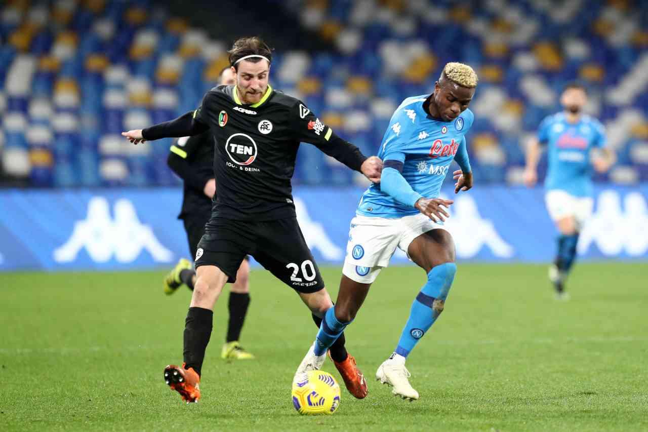 Calciomercato Spezia, il rinnovo di Bastoni non è in programma: le ultime