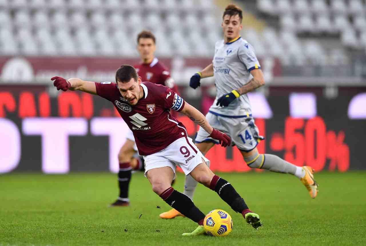 Torino Juventus Belotti de Ligt