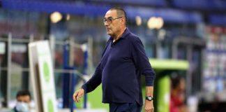 Sarri Roma Napoli Fonseca Gattuso