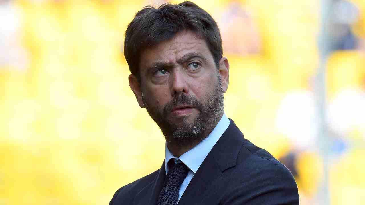 Juventus Agnelli Sarri