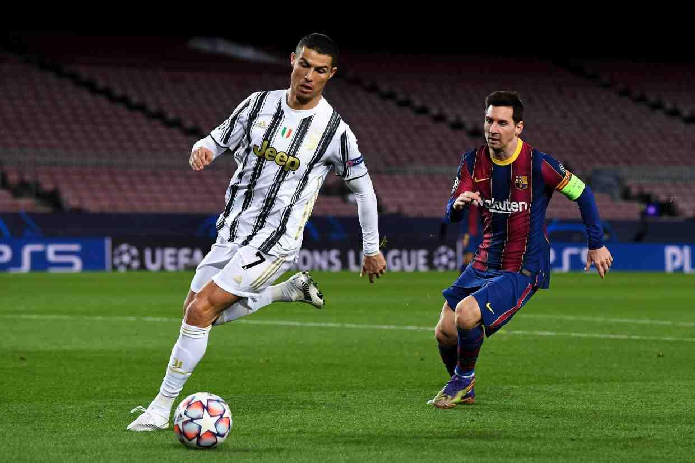 Calciomercato Ronaldo Messi Messico Juventus Barcellona