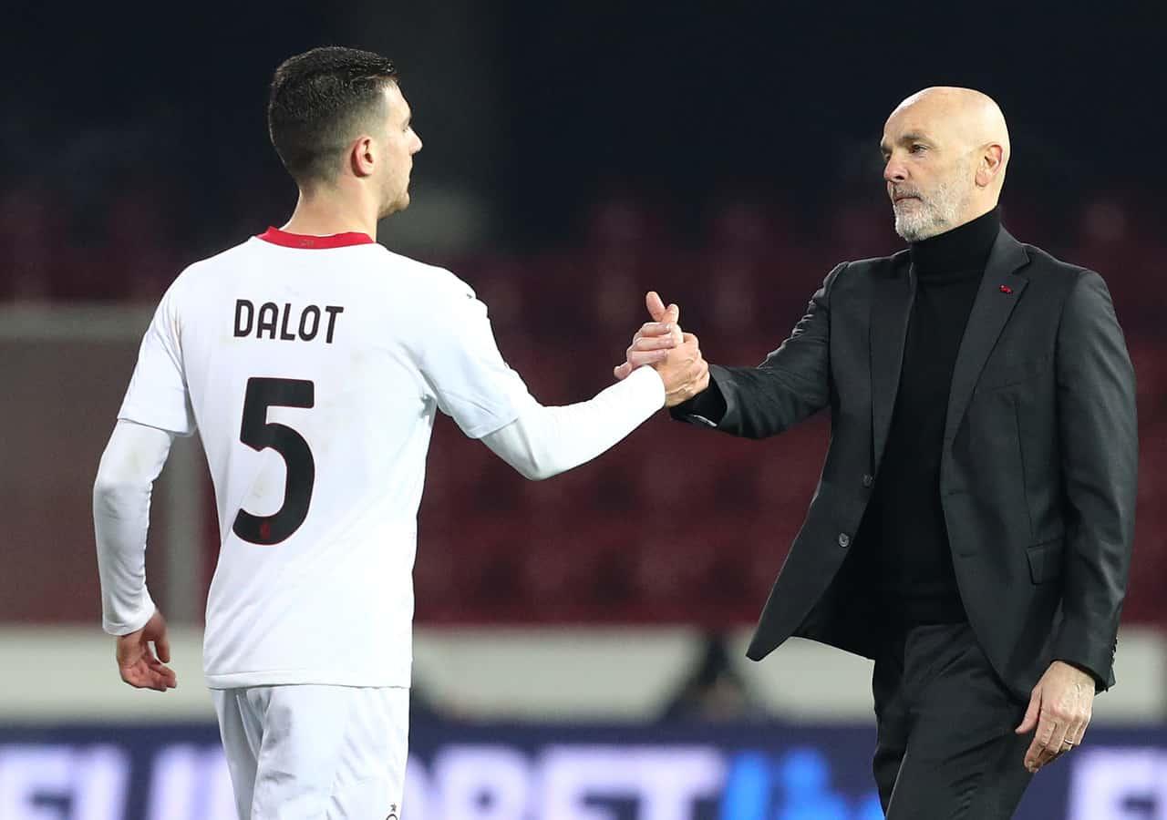 Calciomercato Milan Dalot