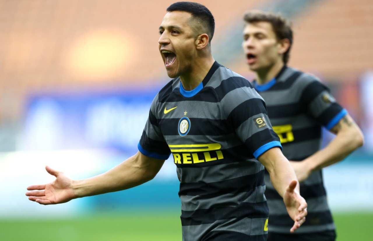 Inter, Sanchez