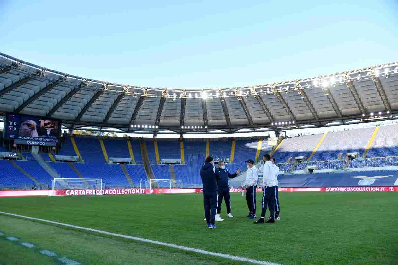 Lazio Torino Stadio Olimpico Roma