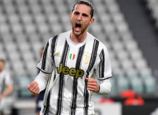 Rabiot Juventus calciomercato