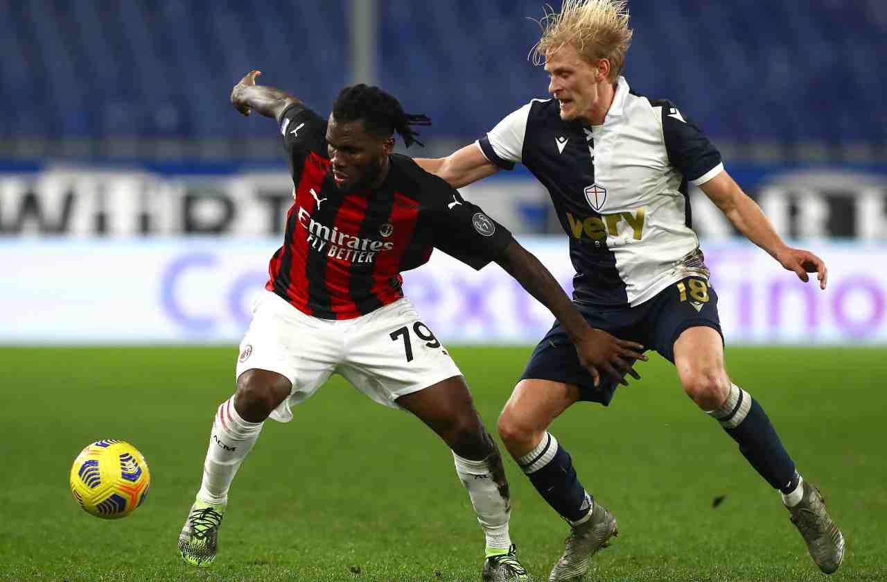 Calciomercato Milan, rinnovo di Kessie in standby | Assalto dalla Spagna