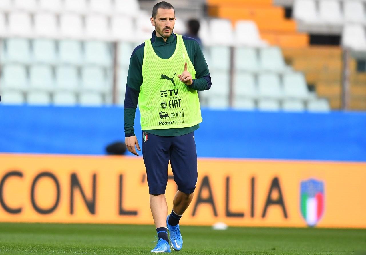 Bonucci Chiellini