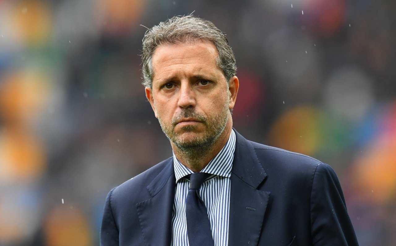 Juventus-Benevento, Paratici si espone | Il futuro di Ronaldo e Pirlo