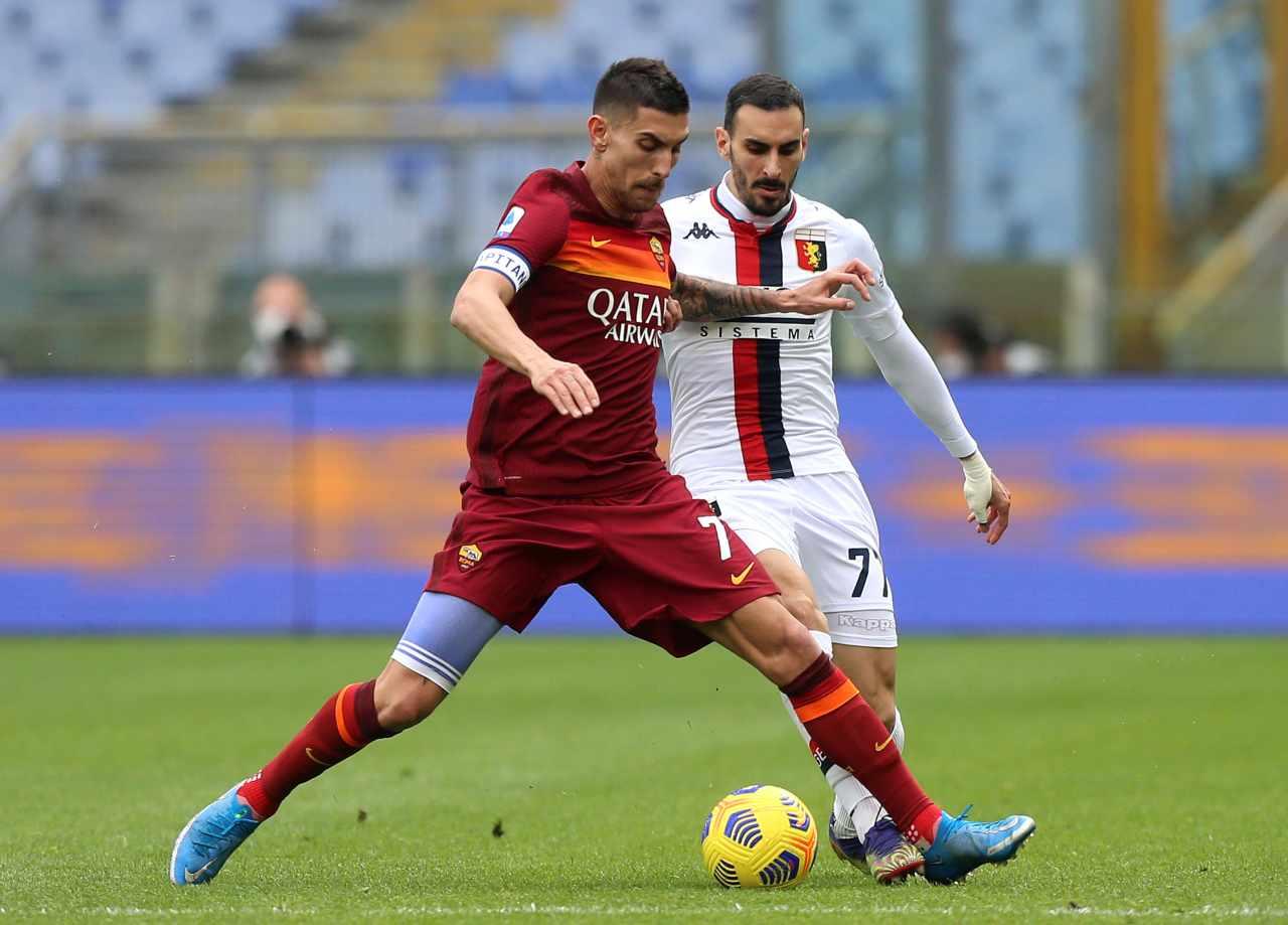Calciomercato Roma, incontro con l'agente di Pellegrini | Occhio al rinnovo